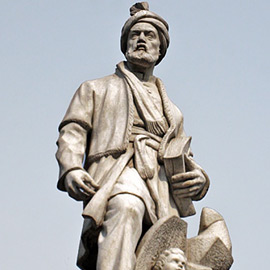 Statue of Ferdowsi