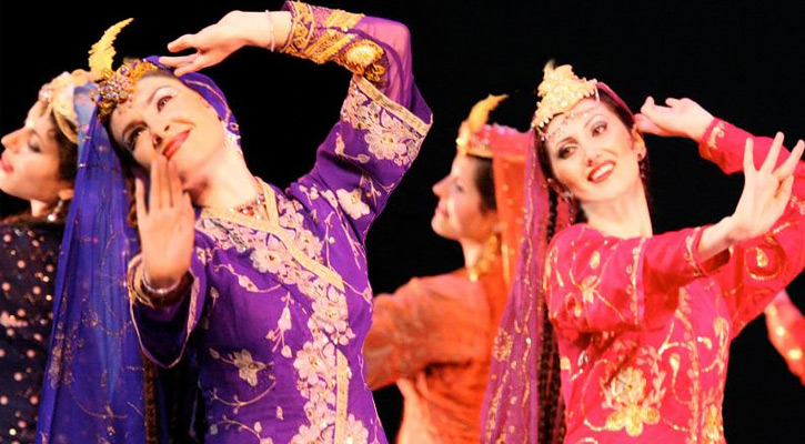 Persian Dance | The Most Beautiful Form of Art + (different