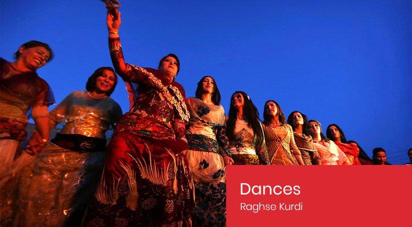 Persian Dances - Raghse Kurdi