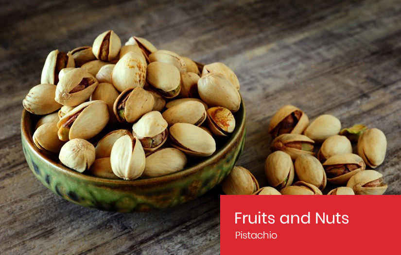 Persian Pistachio - Fruits & Nuts