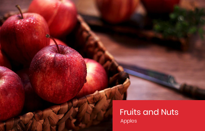 Persian Apples - Fruits and Nuts
