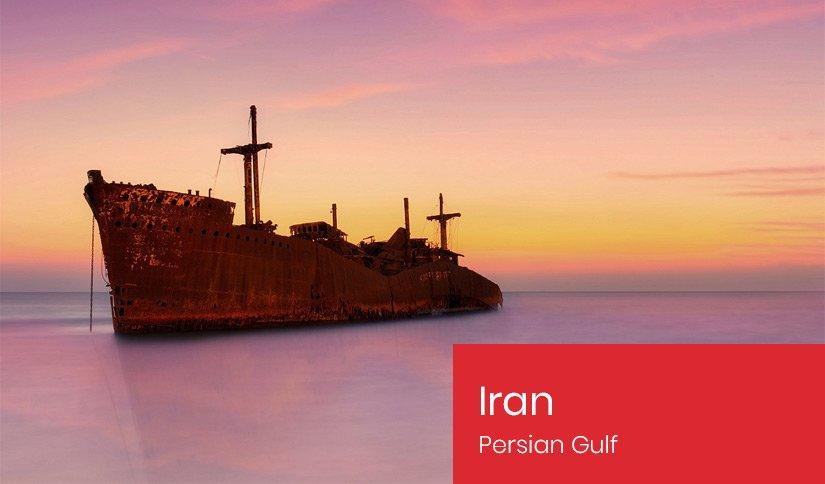 Iran, Kish, Persian Gulf