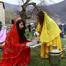 Norooz, a Zoroastrian Tradition