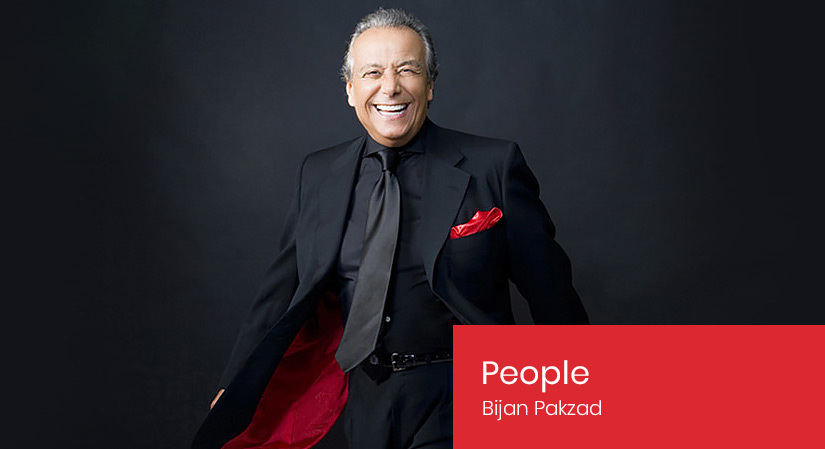 Persian People - Bijan Pakzad