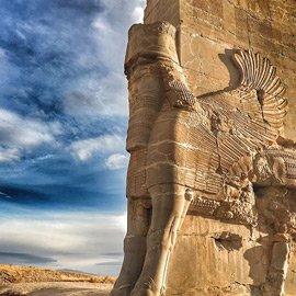 Takhteh Jamshid - Ancient Persia
