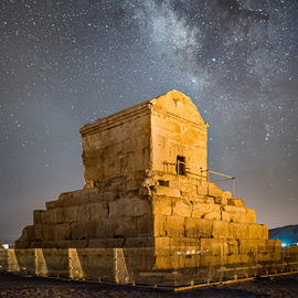 Tomb of Cyrus the Great - Ancient Persia