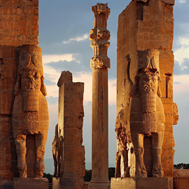 Takhte Jamshid - Ancient Persia
