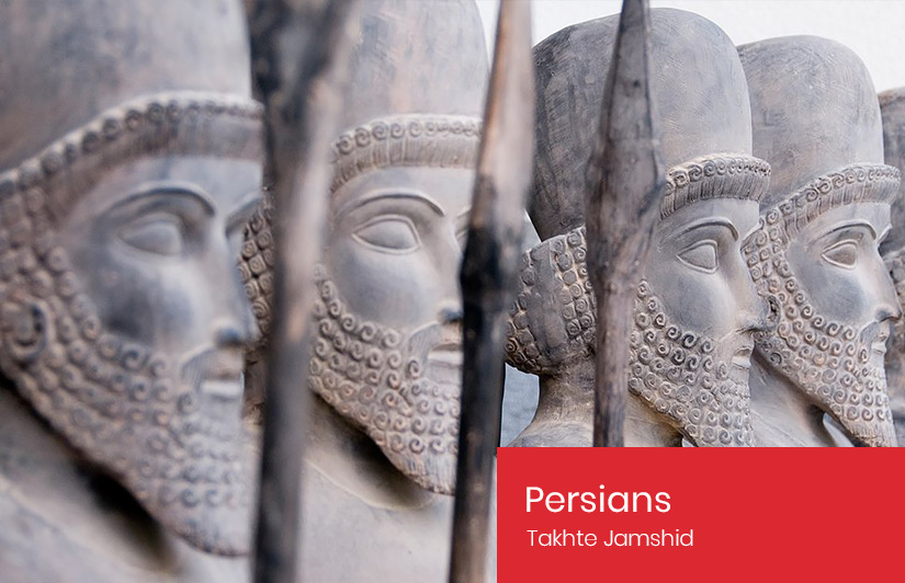 Persians - Takhte Jamshid