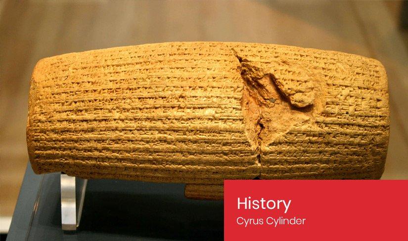 Cyrus Cylinder - Persian History