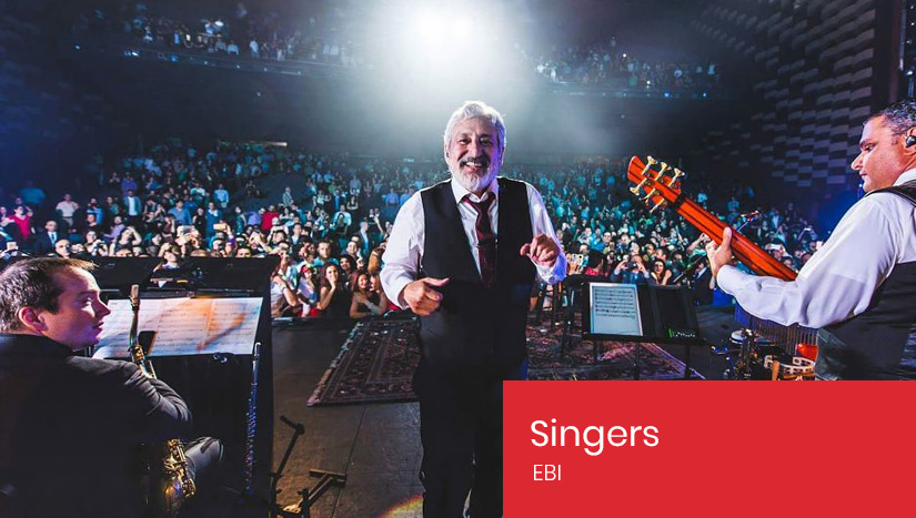 Ebi - Persian Singer