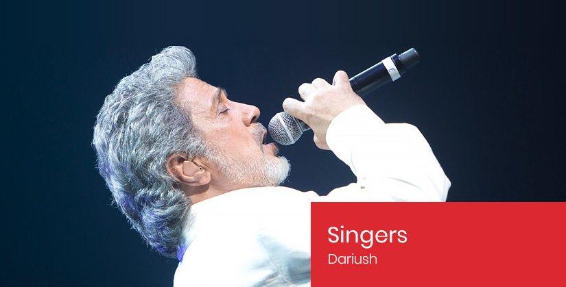 Dariush - Persian Singer