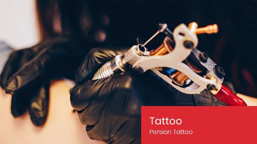 Persian Tattoo