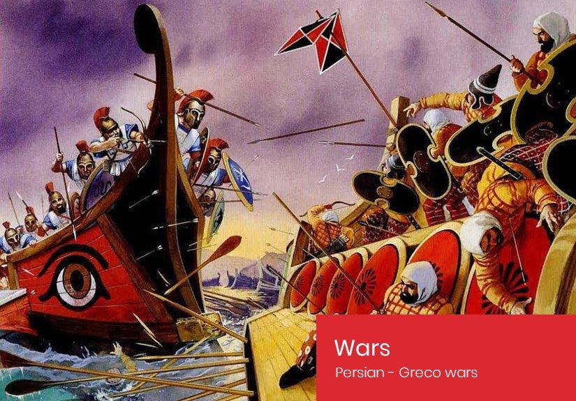 Persian Greco Wars