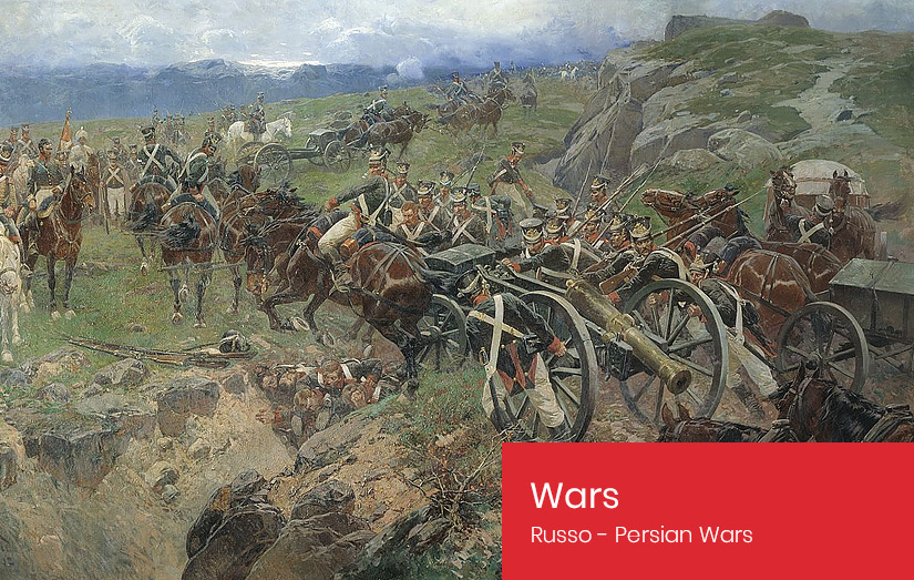 Russo Persian Wars